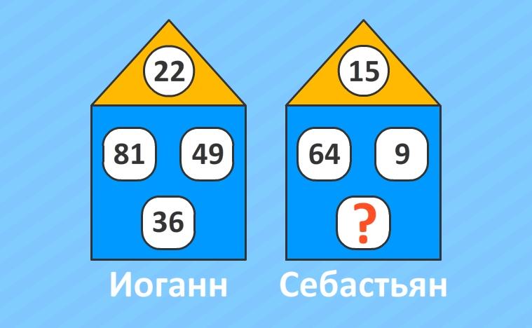 задание по математике для детей 4 класса