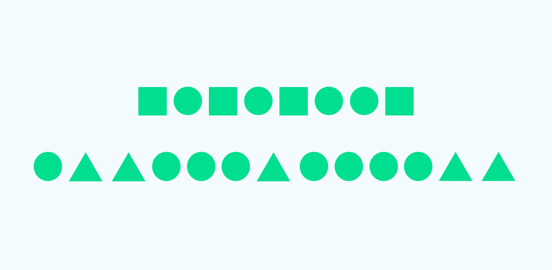 найди закономерность задача 4