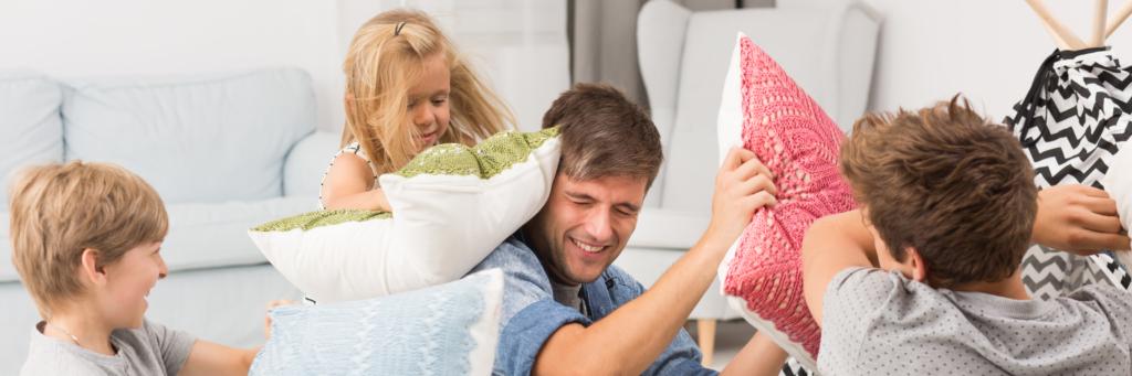 45 идей, чем заняться дома с детьми на карантине