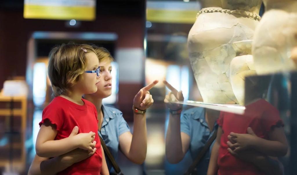 Как ходить в музей с детьми, чтобы не устать и получить удовольствие