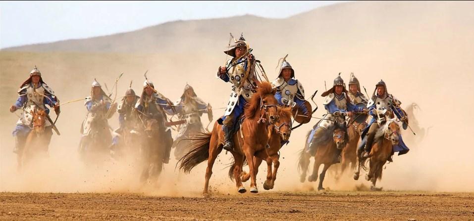 Что нам Чингисхан?