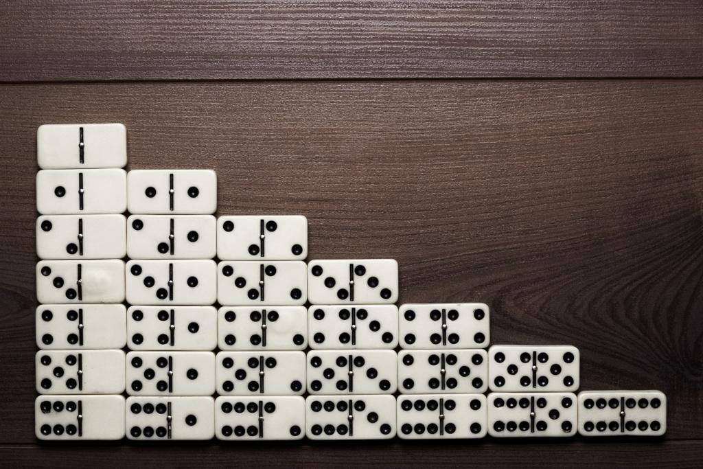 Определи логику появления цифр