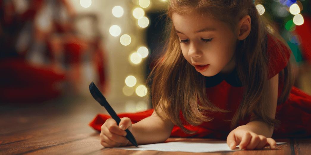 6 подсказок, как написать письмо Деду Морозу