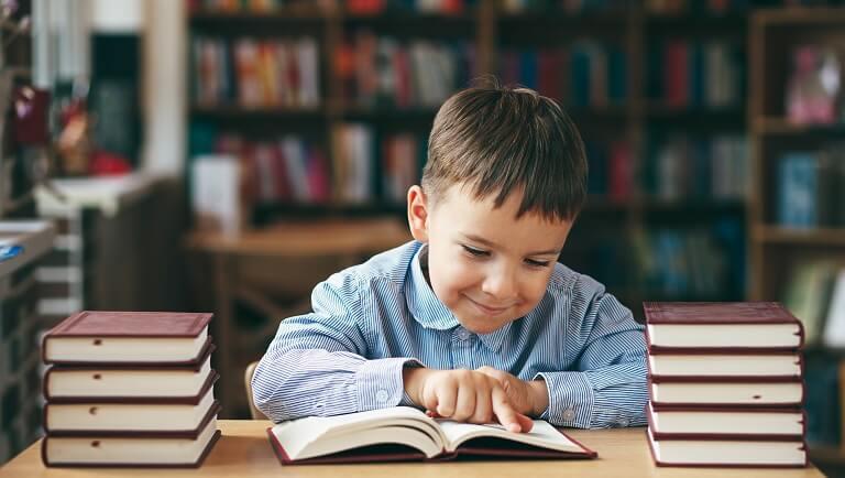 улучшение техники чтения у детей