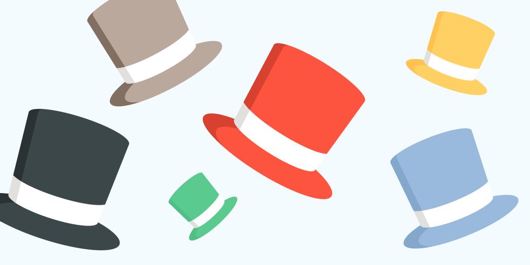 Методика «6 шляп мышления»