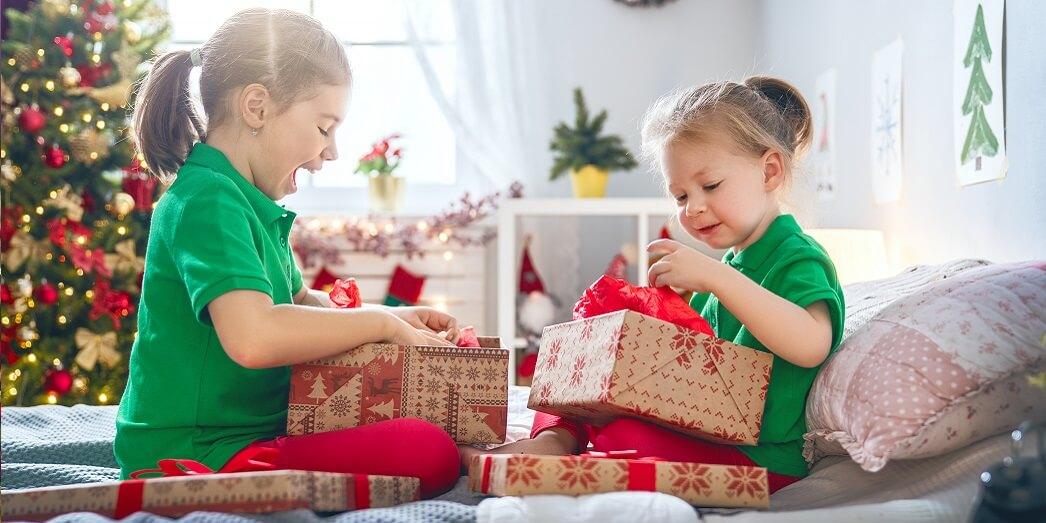 Идеи подарков детям на Новый год