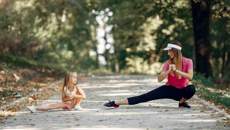 физическая подготовка ребенка к школе