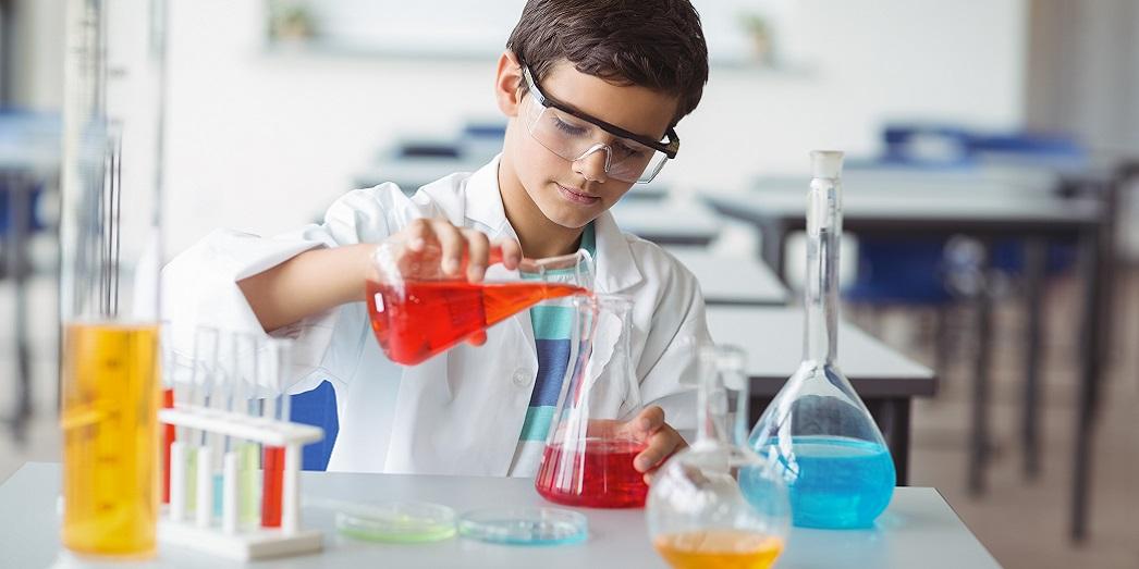 7 интересных химических опытов для детей