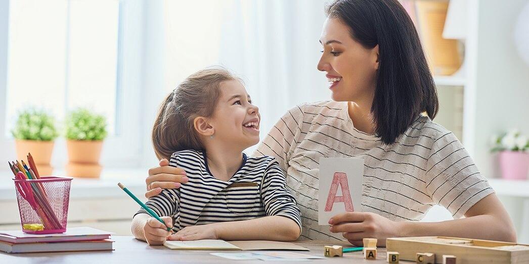 Как быстро выучить алфавит с ребенком?