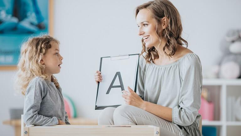 как выучить буквы с ребенком