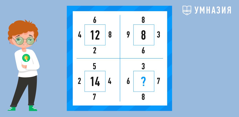 математический ребус вставь знаки 3 вариант