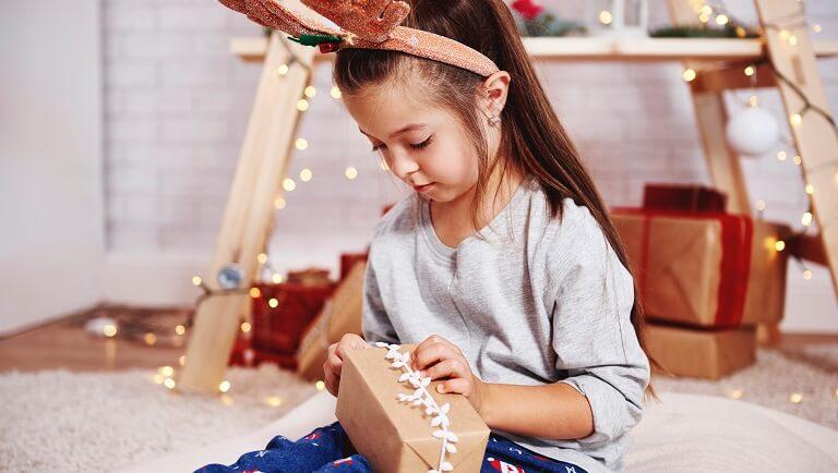 новогодние подарки для девочек