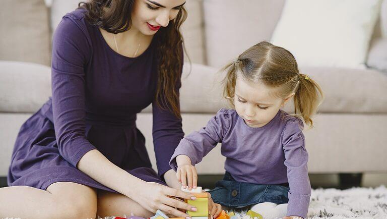 развитие осязания у маленьких детей