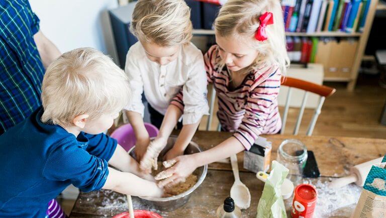 сенсорное воспитание дошкольника