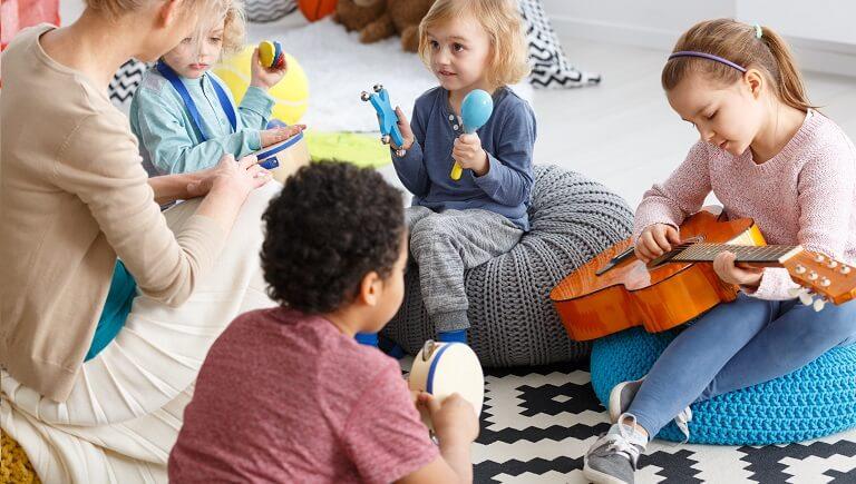 творческие способности у детей дошкольного возраста