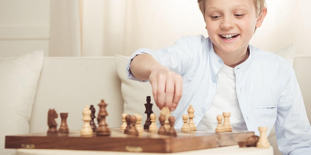 Шахматные задачи в 1 ход для детей