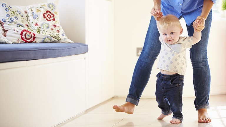 физическое развитие малышей по доману