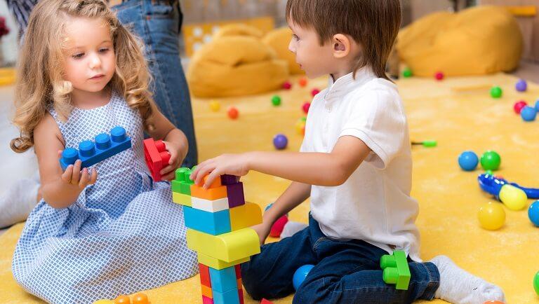 игры для адаптации ребенка к детскому саду