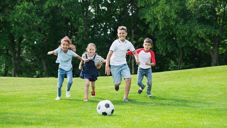 подвижные игры для детей на свежем воздухе