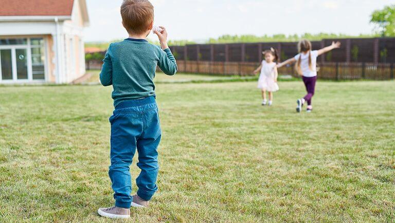 подвижные игры для младших дошкольников