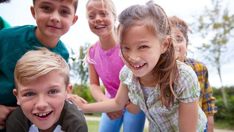подвижные игры для старших дошкольников
