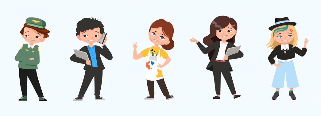 Загадки про профессии для детей