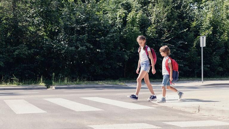 основные правила дорожного движения для детей