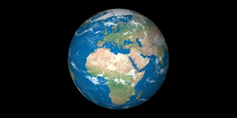 планета Земля для детей