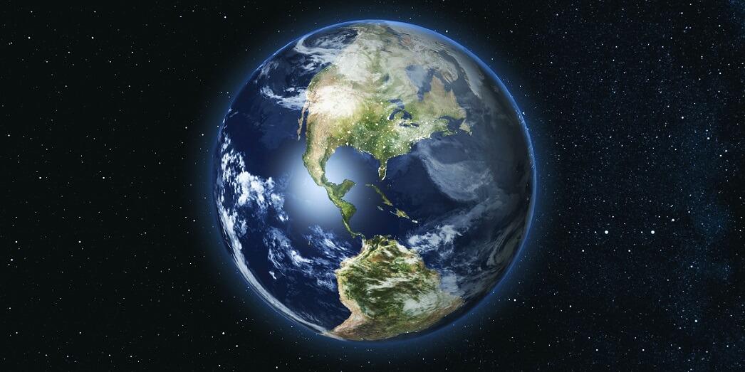 Детям про планету Земля