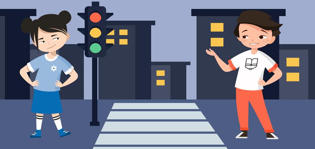 Обучение дошкольников правилам дорожного движения