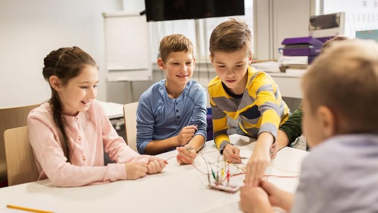 развитие мягких навыков у детей