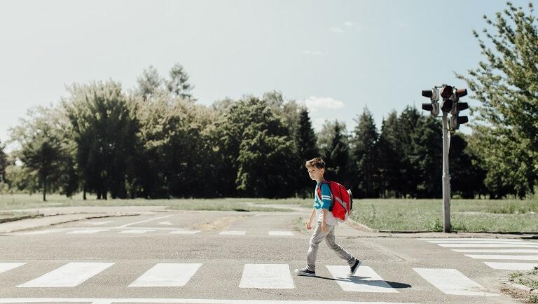 соблюдение правил дорожного движения детьми
