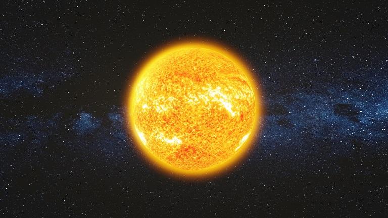 Солнце и Солнечная система