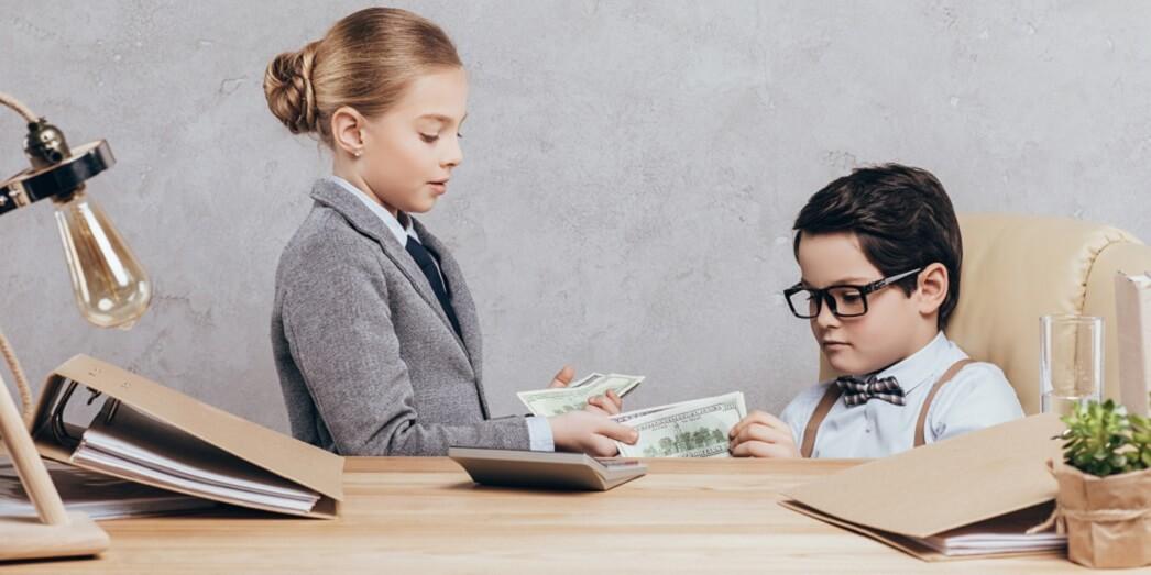 Игры по финансовой грамотности для детей
