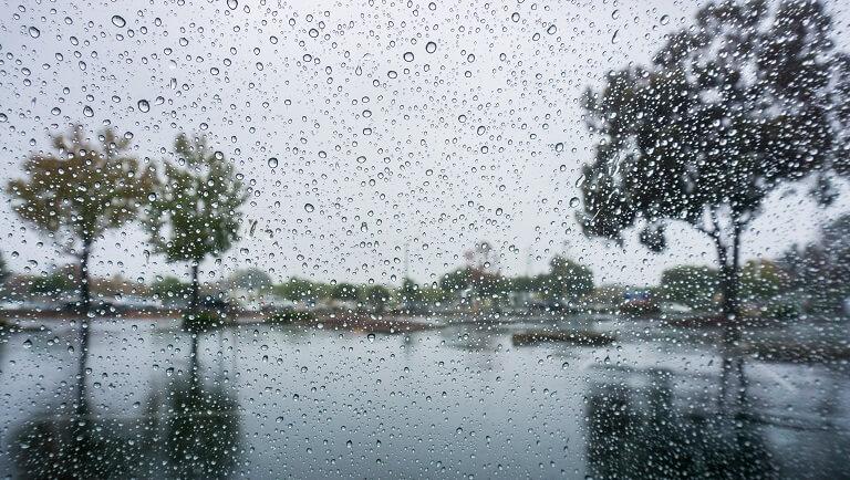 природное явление дождь для детей