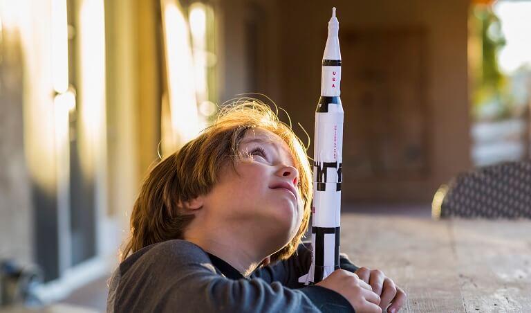 про космос для дошкольников