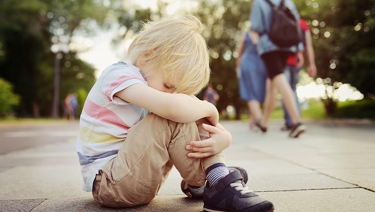 ребенок без друзей
