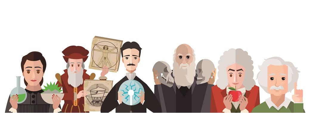 Великие ученые мира и их открытия