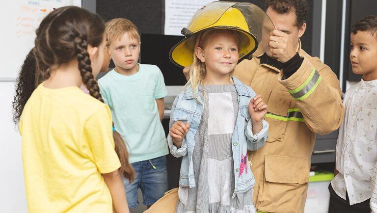 инструктаж по пожарной безопасности в школе