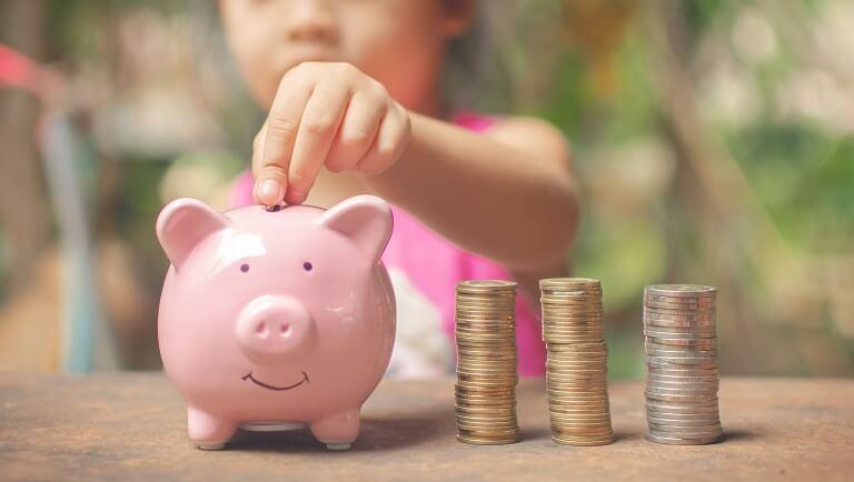 как возникли деньги для детей