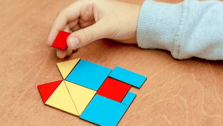 пространственное мышление дошкольников