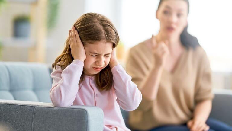 ссоры между детьми и родителями