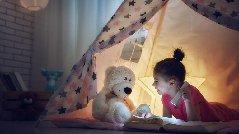 Личное пространство ребенка в доме