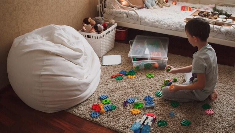 личное пространство ребенка в семье