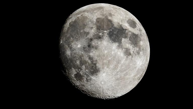 рассказ о Луне для детей
