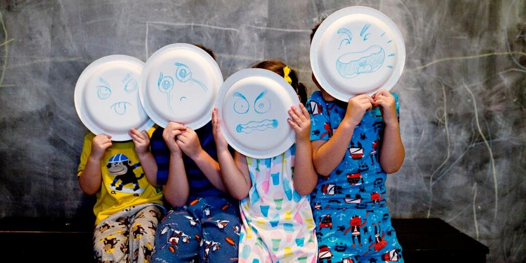 Словарь эмоций для детей дошкольного возраста