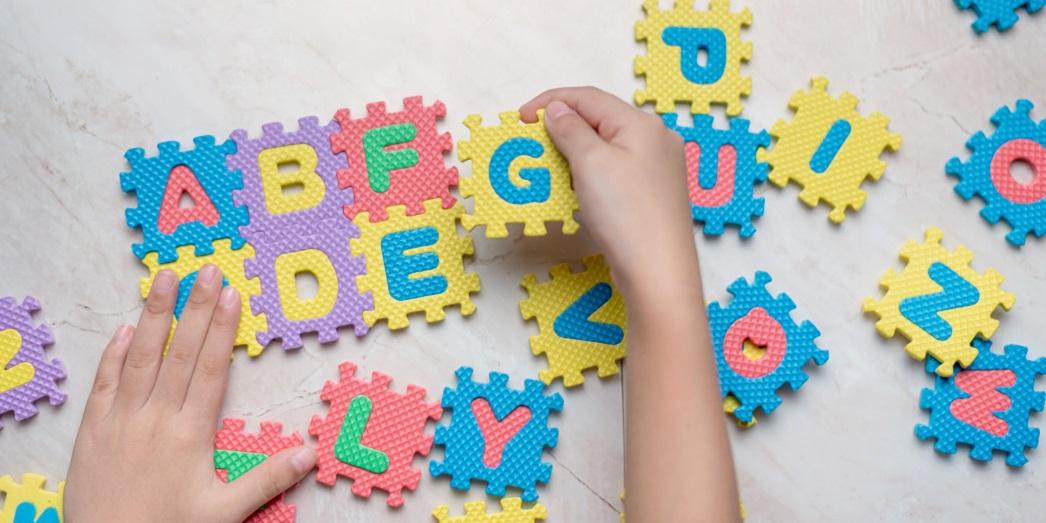 Учим английский алфавит с ребенком